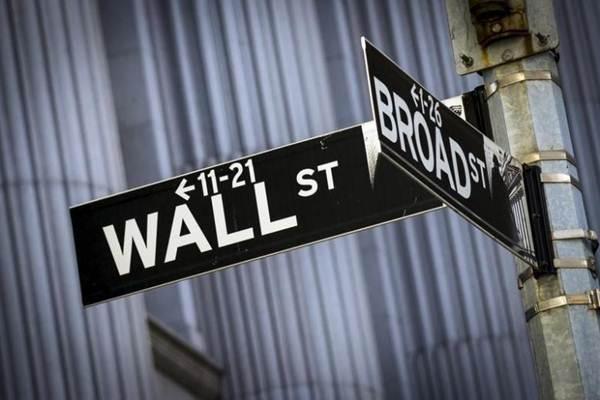 Saham Kesehatan Terjun, Wall Street Berakhir di Zona Merah