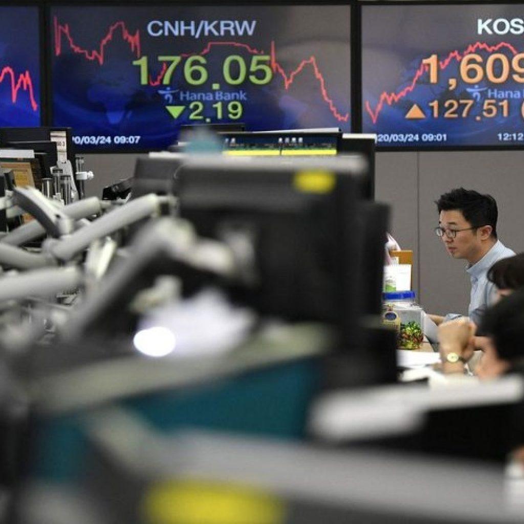 Bursa Asia Susul Tren Penguatan Pasar Global, Kospi dan Topix Memimpin