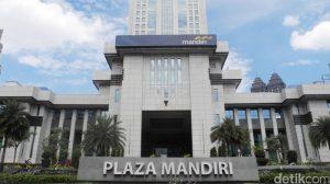 Bank Mandiri Beberkan 3 Nasabah Biang Kerok Kredit Macet Naik